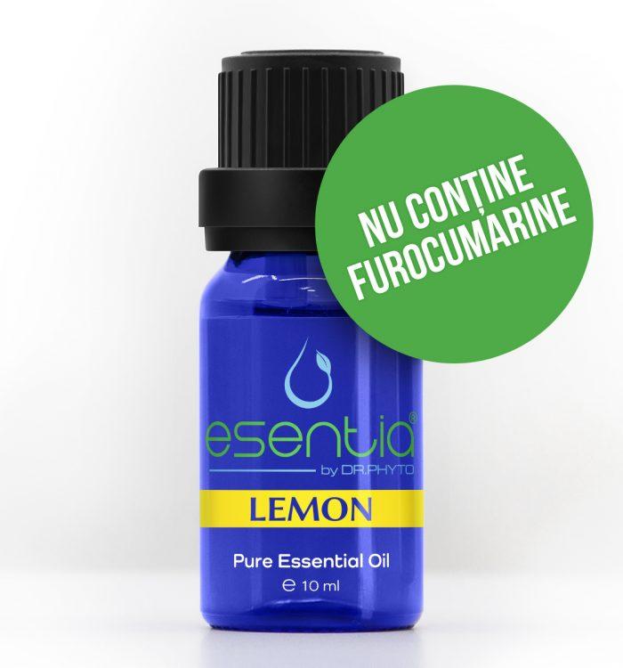 Ulei esențial de lămâie - Lemon