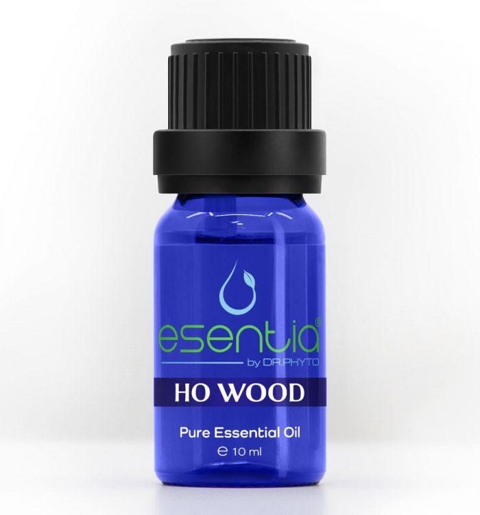 Ulei esențial de Ho Wood - disponibil în România