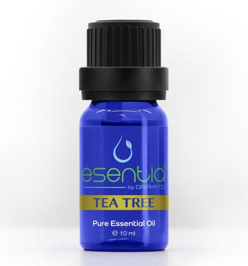 Ulei esențial de arbore de ceai - Tea Tree - disponibil în România
